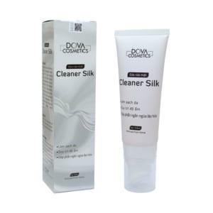 Sữa Rửa Mặt Massage Bọt Mịn Dova Cleaner Silk