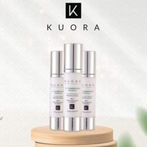 Kem dưỡng ngày đêm Kuora (Day & Night Soya)