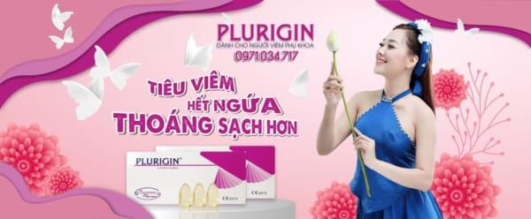 Viên đặt phụ khoa Plurigin