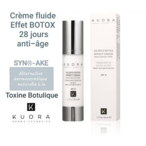 28 Day Botox Effect kem dưỡng điều trị nhăn căng bóng Kuora